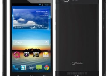 QMobile Noir V5 Launched Price RS. 32500 in Pakistan