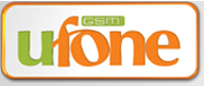 Ufone Prepaid International SMS Packages with Rates Details