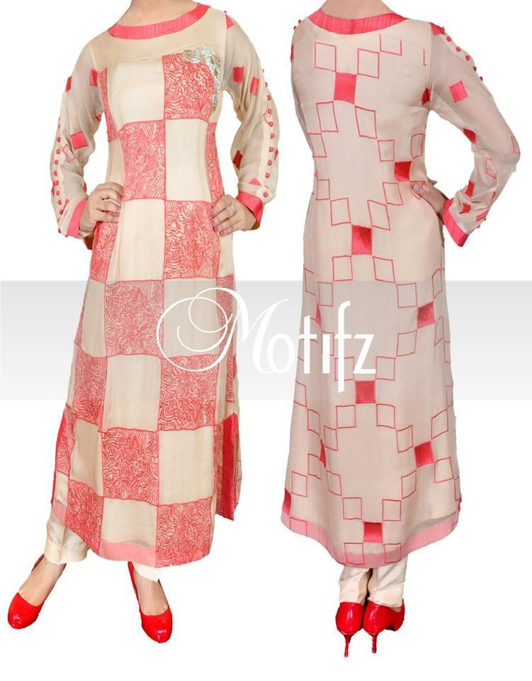 Motifz Winter dresses for Girls