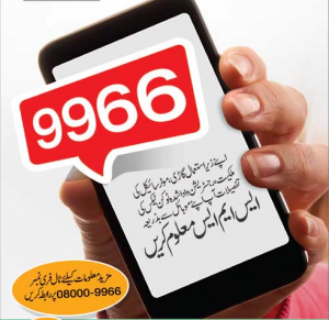 SMS 9966 to Check Car Registration, Token Tax Vehicle Verification
