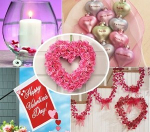 Valentine's Day Decoration Ideas 2014 for Parties