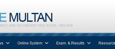 FA, Fsc Supply Result 2013 Bise Multan Board 1st & 2nd year