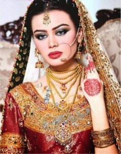 Latest Bridal Jewellery Designs 2014 for Women