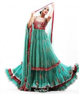 2014 Pakistani Bridal Dresses