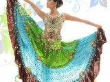 blue Frock Designs for women in Pakistan