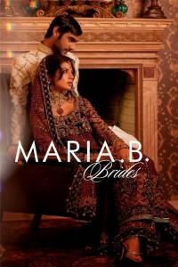 Maria B Wedding Wear Dresses 2014 for Boys and Girls