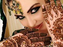 Weddings Mehndi Designs 2014 for Girls