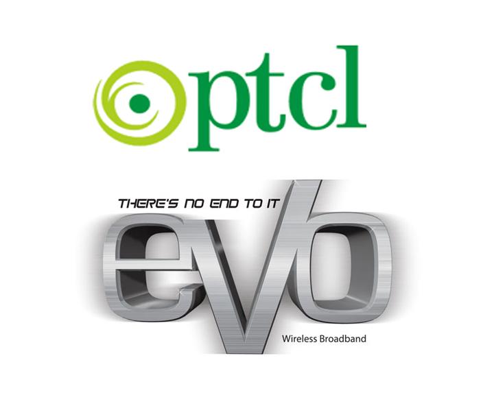 PTCL Recharge Evo