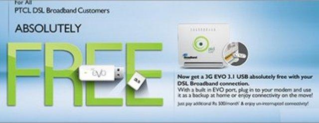 Free EVO Device Offer