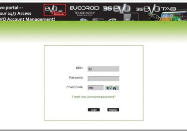 PTCL Management Portal for EVO, Wingle and Nitro Customers Support