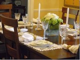 Formal Table Settings
