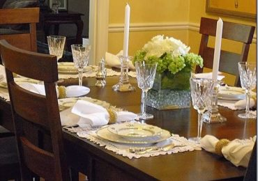 Tips for Formal Table Settings for a Pakistani Dinner