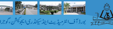 Bise Gujranwala Board 10th Class Roll Number Slip 2015 Arts, Science Matric