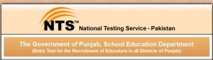 SSE, SESE, ESE Punjab Educator Jobs 2014 Interview Dates, NTS Schedule