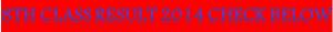 8th result 2014