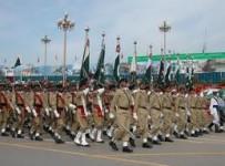 23 March parade