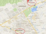 Rawalpindi to Islamabad Metro Bus Service Project Plan Cost Route Map 2014