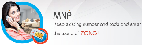conversion to zong network