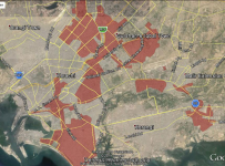 Ufone Karachi Coverage Map