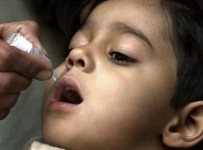 polio is Pakistan