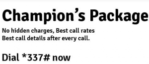 Mobilink Jazz 3G Champions Package Rates Subscription Procedure