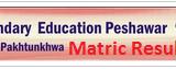 Peshawar Board Matric Result 2014 By Roll Number School June 18