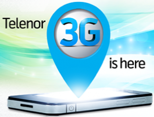 Telenor 3G Internet Packages 2014 Prepaid Price Details for Mobile