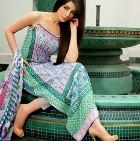 lawn fashion in Pakistan