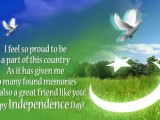 14 August Sms Wishes Messages 2015