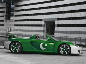 How to Decorate a Car with Flag of Pakistan on 14 August