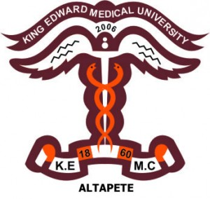 KEMU King Edward Medical University Lahore MBBS, BDS Merit list 2015