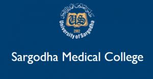 Sargodha Medical College Merit List 2018 MBBS DPT 1st 2nd 3rd