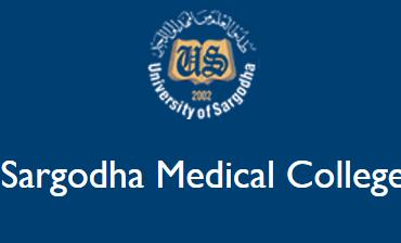 Sargodha Medical College MBBS DPT Merit List 2020