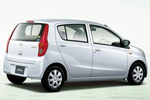 Daihatsu Mira Car Petrol Fuel Consumption in Pakistan