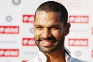 Moustache of Shikhar Dhawan Style