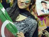 PTI Girl pic