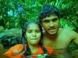 Dinesh Chandimal with Girlfriend Dating Photos