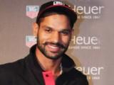 Mustache Style of Shikhar Dhawan