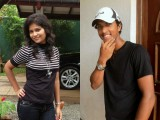 Dinesh Chandimal with Girlfriend Breakup