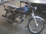 Honda 125 New Model Tanki Tapay