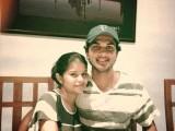 Dinesh Chandimal wife Photos