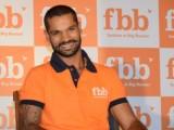 shikhar dhawan mustache style
