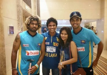 Dinesh Chandimal Girlfriend