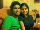 Dinesh Chandimal with Girlfriend Photos