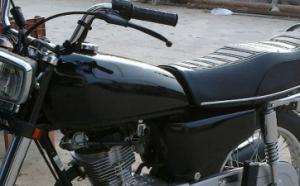 Honda 125 Tanki Tapay