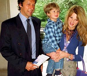 Reaction of Jemima Khan on Imran Khan Second Marriage Wish