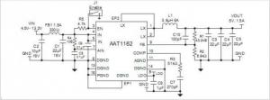 dc dc converter circuit schematic