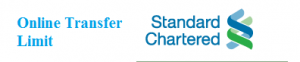Standard Chartered Bank Pakistan Online Transfer Limit