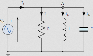 How to Find Calculate Resonant Frequency of Parallel RLC Circuit Formula