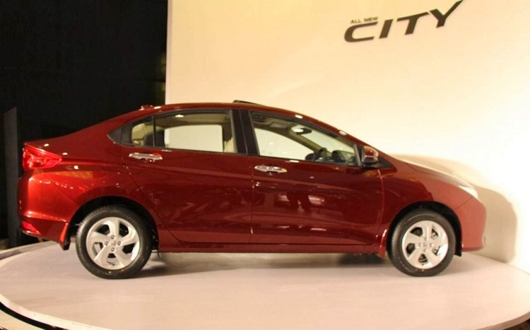 Honda City Aspire When New Model 2015 Is Launching In